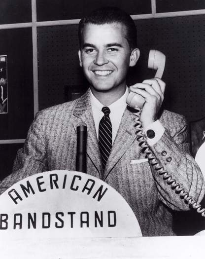 Legendary television host Dick Clark died Wednesday, April 18, 2012.