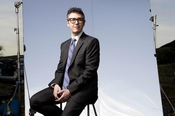 """This American Life"" host Ira Glass will address graduates at Goucher College on May 18."