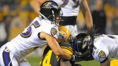 Ravens. Steelers. The re-match. The movie trailer.
