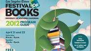 There's going to be a whole lot of cooking going on at the 17th annual Los Angeles Times Festival of Books on the USC campus Saturday and Sunday. In fact, there's an entire stage devoted to it.