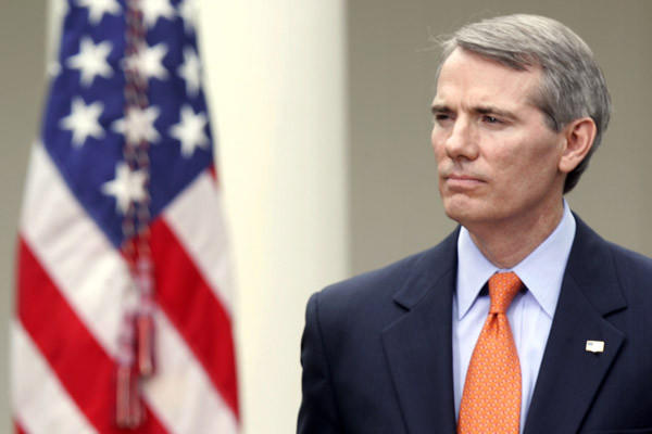 Sen. Rob Portman, (R-Ohio), a favorite among political insiders due to his policies and convenient seat in a hotly contested swing state, is largely unknown by the general voting population. Sixty-seven percent of those polled by CNN had never heard of him.