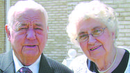 Herbert and Carolyn Renner of Clear Spring celebrated their 60th wedding anniversary April 11, 2012.