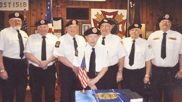 Gaylord's Ralph Holewinski VFW Post 1518 provides a variety of services to veterans.