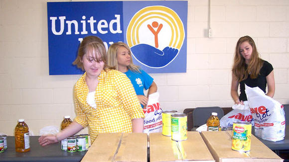 Courtesy photo Otsego County United Way has served the area for more than 50 years and each year welcomes many volunteers to help with the programs it supports.