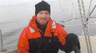Round-the-world sail raises awareness of CRAB, need for donations