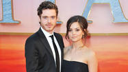"""Game of Thrones""star Richard Madden told me Thursday that he and Jenna-Louise Coleman, who was recently named the new companion on ""Doctor Who,"" are indeed dating."