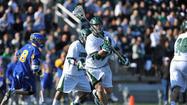 Lacrosse Q&A: Loyola defenseman Reid Acton