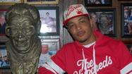 "Rapper-turned-actor <strong>T.I.</strong> – who will guest star on the second season of the Chicago-based Starz series ""Boss"" – had lunch at Harry Caray's Italian Steakhouse in River North Thursday."