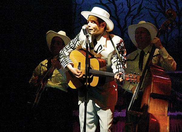 "Robbie Limon will perform in ""Lovesick Blues: The Life and Music of Hank Williams Sr.,"" Sunday, April 29, at Greencastle-Antrim High School."