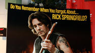Rick Springfield at 2012 Florida Film Festival