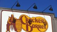 I'd heard many times about the Cracker Barrel, a mighty chain with more than 600 restaurants in 42 states from Maine to Arizona, but I'd never visited one.