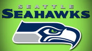 The NFL released the 2012 Seattle Seahawks schedule Tuesday; it featues two prime-time games -- at home on a Monday night and and on the road on a Thursday night  -- and the team's first game outside the United States, against Buffalo in Toronto.