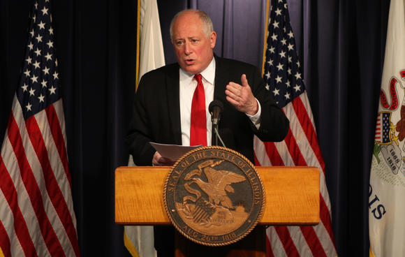 Gov. Quinn's pension plan