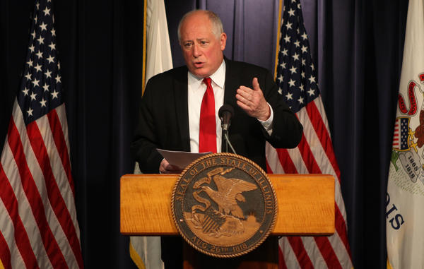 Gov. Pat Quinn today unveils his plan to cut public pension costs, calling on government workers to pay more, the retirement age to be raised and cost-of-living adjustments tightened.