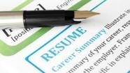 Doctoring up a health-care resume