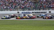 Repave of Kansas Speedway a hot-button issue