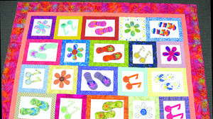 Quilts on the auction block for Heritage Hospice fundraiser