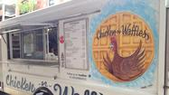 It's true. The Chicken 'n' Waffles food truck has pulled into town. The man behind the truck is Sterling Godfrey, who just recently moved his mobile operation from the D.C. suburbs to the streets of Baltimore.
