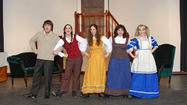 2012 Freddys: Notre Dame performs 'Little Women'