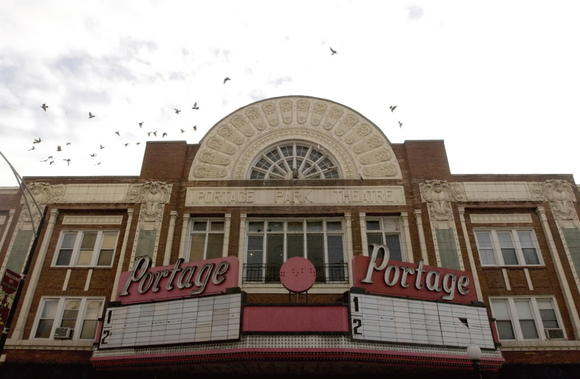 Portage Theater zoning dispute