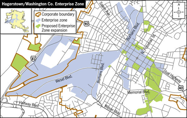 Hagerstown/Washington Co. Enterprise Zone