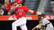 ANAHEIM, Calif. — The last time slugger Albert Pujols faced the Orioles in a regular-season matchup, Friday's starter Brian Matusz was in high school, Buck Showalter was in his first year managing the Texas Rangers and outfielder Nick Markakis had been drafted earlier that week by the Orioles in the first round.