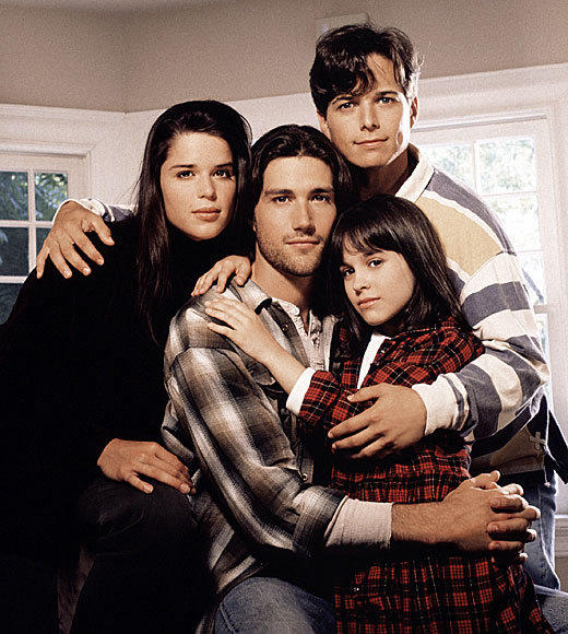 "Though not as big a hit as previous FOX soaps, ""Party of Five"" had a fiercely loyal audience that helped sustain the story of the orphaned Salinger kids and their various (and many) loves for six seasons. It also pretty well launched the careers of Matthew Fox, Neve Campbell, Scott Wolf, Lacey Chabert and Jennifer Love Hewitt."