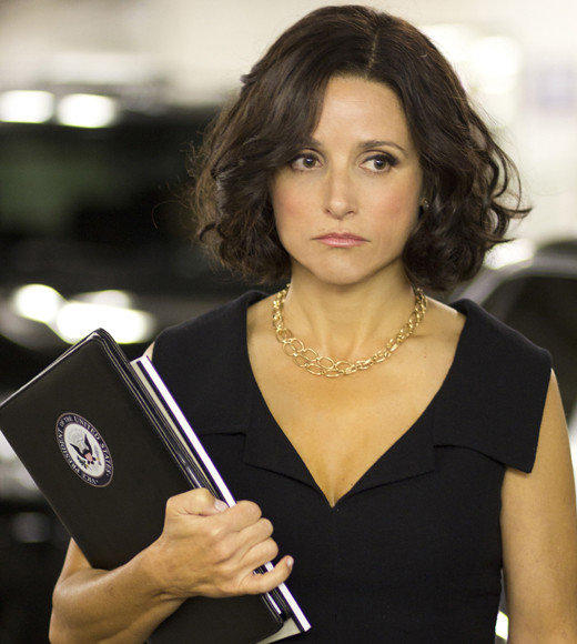 "Julia Louis-Dreyfus stars as Selina Meyer in HBO's new comedy ""Veep,"" about the first female VP of the United States. The show truly focuses on how silly the office of the VP can be at times - photo ops, spats with the First Lady, meet 'n greets - and neither the party affiliation nor the President's identity are planned to be revealed, since the VP office is meant to be the focus.<br> <br> Let's take a look at some of the other VPs that have graced our TV screens. Most of them are rather bad people, using nefarious means to succeed to the presidency (we're looking at you, ""24"").<br> <br> <i>-- <a href=""http://twitter.com/andrealeigh203"">Andrea Reiher</a>, <a href=""http://www.zap2it.com"">Zap2it</a></i>"