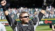 SEATTLE — Catcher A.J. Pierzynski said he was more nervous Saturday than he was during any juncture during the White Sox's 2005 World Series.