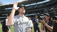 White Sox's Humber pitches perfect game