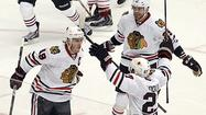 GLENDALE, Ariz. — The comebacks keep coming for the never-say-die Blackhawks.