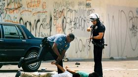<b>Photos:</b> 1992 Los Angeles riots