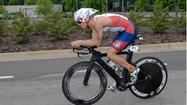 Geneva's Ben Kanute, a freshman at the University of Arizona, won the bronze medal at the National Collegiate Triathlon Championships Saturday in Tuscaloosa, Ala. and finished first in the undergrad category.