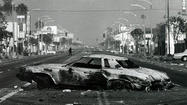 <b>Timeline:</b> How did the 1992 riots begin?