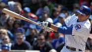 Tony Campana gets the first chance to start in center field after the Cubs' trade of Marlon Byrd to the Red Sox.