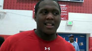 Video: Charles Mitchell talks Terps after Capital Classic