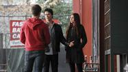 'The Vampire Diaries' recap: Hot, steamy make-out session between Elena and Damon!