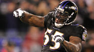 Terrell Suggs took down a quarterback 14 times in 2011 as the Ravens ranked near the top of the NFL in most major defensive categories. The 2011 NFL Defensive Player of the Year wasn't exactly flying solo as he reached a career-high in sacks, but whenever opponents shut him down , as was the case in the final month of the season, the defense was merely good.