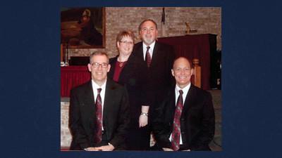 The Keystone State Quartet, a southern gospel quartet.