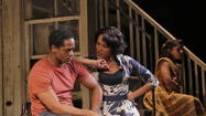 "BROADWAY REVIEW: ""A Streetcar Named Desire"" at the Broadhurst Theatre ... ""Me and the DuBois have different notions,"" says Blair Underwood's uncommonly desirable Stanley in director Emily Mann's accessible, enjoyable and  revealing new Broadway production of the Tennessee Williams play."