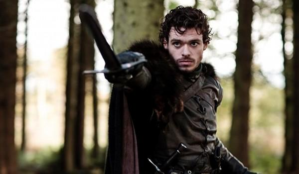"Robb Stark (Richard Madden) has gone from the Young Wolf in Season 1 of ""Game of Thrones"" to the King in the North this season."
