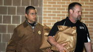 <b>Pictures:</b> George Zimmerman released on bail