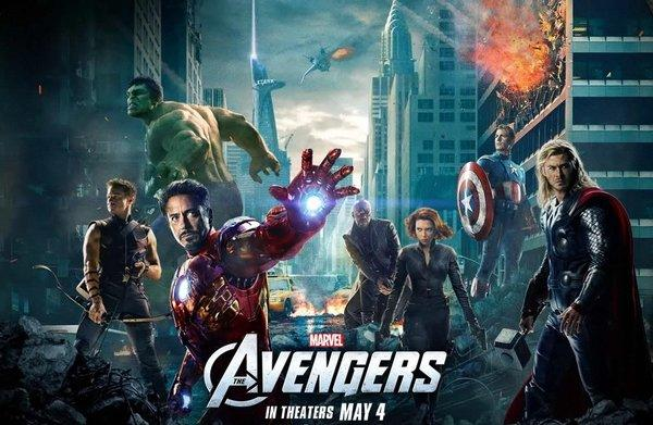 "Hasbro is hoping that toy sales related to the May 4 opening of ""The Avengers"" and other summer blockbusters help boost its earnings, which slumped in the first quarter."