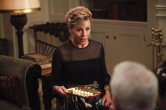 Bess Armstrong on 'Mad Men'