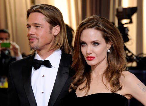 """Brangelina,"" the most famous unmarried couple of them all, has been together since 2005. The couple finally  announced their engagement in April."