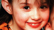 Bridget Canaday, age 8, was slain in 1993. Family photo