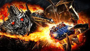 The new knock 'em, sock 'em Transformers ride at Universal Studios Hollywood is an immersive, in-your-face experience that ranks among the top theme park attractions in the world.