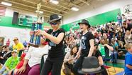 Fifth-graders wage literary war in annual Battle of the Books