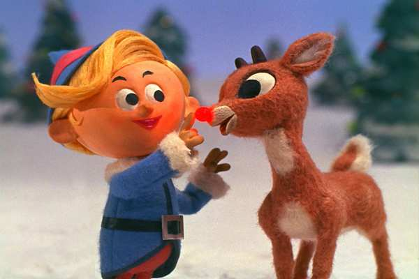 "Many viewers' first experience with stop-motion animation is in the Rankin/Bass holiday TV specials, like ""Rudolph the Red-Nosed Reindeer,"" which has been telecast every year since 1964."