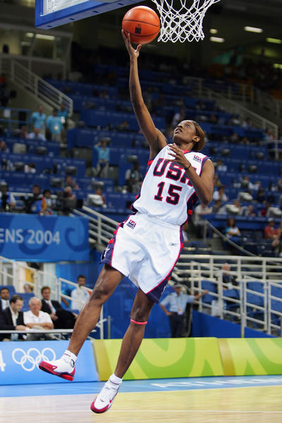 Fomer UConn starSwin Cash will represent the U.S. this summer in Summer Olympics in London.